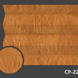 Roleta plisowana Materiał Kamari Pearl 222
