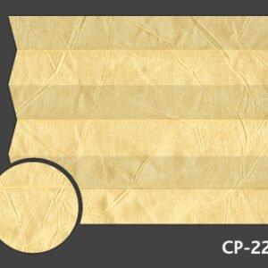 Roleta plisowana Materiał Kamari Pearl 223