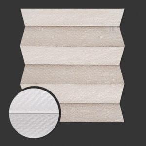Roleta plisowana Materiał Lerato 9291