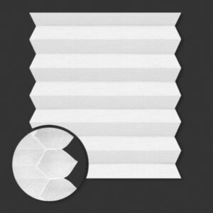 Roleta plisowana Materiał Palma 0100