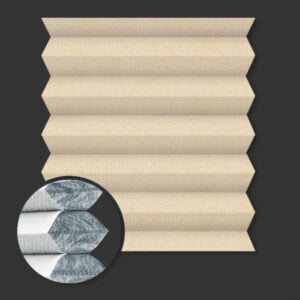 Roleta plisowana Materiał Palma BO 5350
