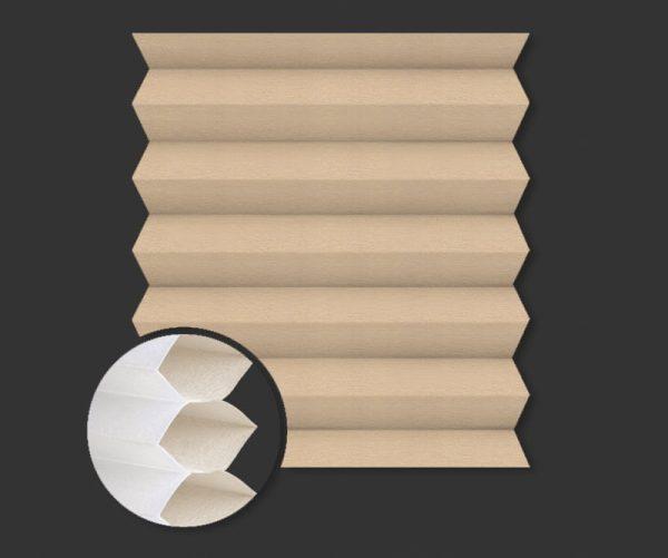 Roleta plisowana Materiał Rioja 0130