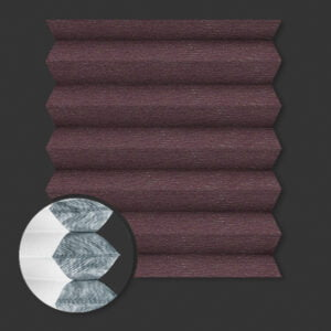 Roleta plisowana Materiał Rioja BO 5200