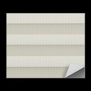 Roleta plisowana Materiał Tosca Pearl 10471