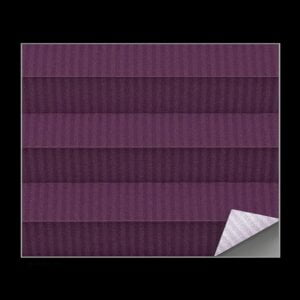 Roleta plisowana Materiał Tosca Pearl 7434