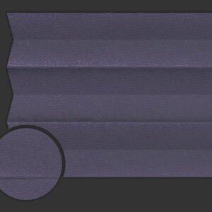 Roleta plisowana Materiał Shine 1046
